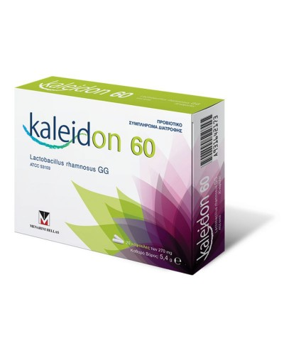 MENARINI Kaleidon 60 Προβιοτικό Συμπλήρωμα Διατροφής, 20 κάψουλες