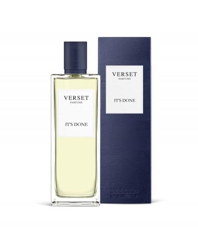 VERSET PARFUMS Αντρικό Άρωμα It's Done Eau De Parfum, 50ml