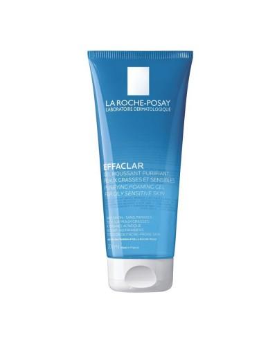 LA ROCHE POSAY Effaclar Gel Τζελ Καθαρισμού για Λιπαρό Δέρμα με Τάση Ακμής, 200ml