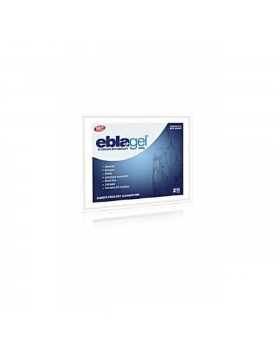 EUROMED EblaGel Ice Gel Αυτοκόλλητα Κρύα Έμπλαστρα, 2 τεμάχια