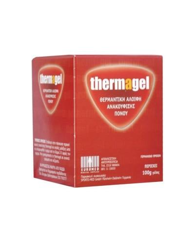 EUROMED Thermagel Θερμαντική Αλοιφή Ανακούφισης Πόνου, 100g