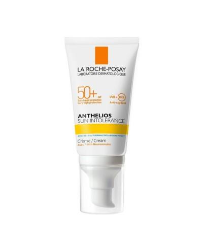 LA ROCHE POSAY Anthelios Sun Intolerance SPF50 Αντηλιακή για Δέρμα Δυσανεκτικό στον Ήλιο, 50ml