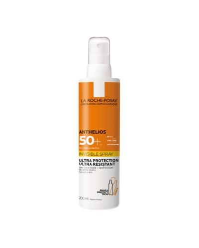 LA ROCHE POSAY Anthelios Invisible Spray Shaka SPF50+ Αντηλιακό Σπρέι Υψηλής Προστασίας, 200ml
