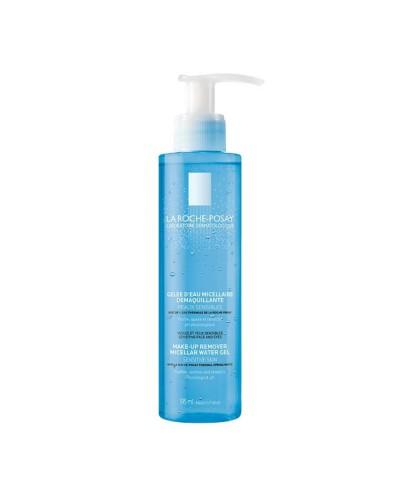 LA ROCHE POSAY - Make-Up Remover Micellar Water Gel Βαθύς Καθαρισμός & Ντεμακιγιάζ Προσώπου - 195ml