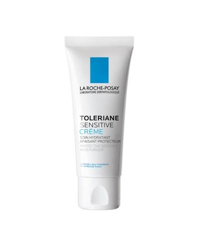 LA ROCHE POSAY Toleriane Sensitive Cream Καταπραϋντική Κρέμα Προσώπου με Πρεβιοτικά, 40ml