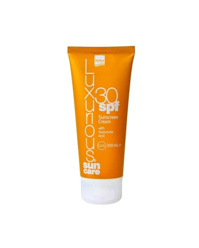 INTERMED Luxurious Sun Care Body Cream SPF30 Αντηλιακό Σώματος, 200ml
