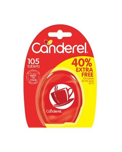 CANDEREL Original Ζαχαρίνη σε Δισκία 105 Tablets