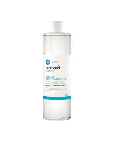 PANTHENOL EXTRA Micellar True Cleanser 3in1 Καθαριστική Λοσιόν Προσώπου & Ματιών, 500ml