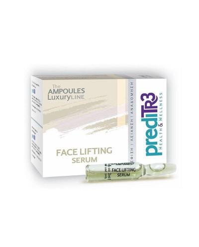 PREDITR3 Face Lifting Serum Ορός για Lifting Effect, 1 αμπούλα x 2ml