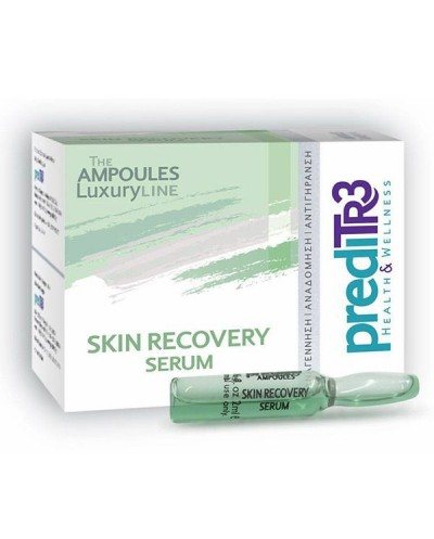 PREDITR3 Skin Recovery Serum Ορός Έντονης Αναδόμησης, 1 αμπούλα x 2ml