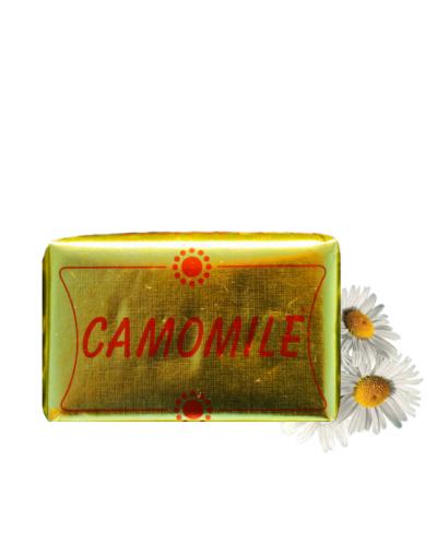 CAMOMILE Σαπούνι Oμορφιάς με Χαμομήλι για Ευαίσθητες Επιδερμίδες, 120g