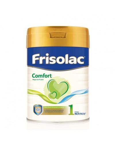 NOYNOY Frisolac Comfort 1 Βρεφικό Γάλα 0-6 μηνών για Γαστροοισοφαγική Παλινδρόμηση/Δυσκοιλιότητα, 800g