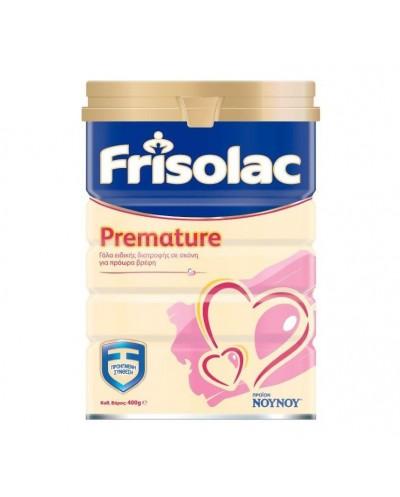 NOYNOY Frisolac Premature Γάλα για Πρόωρα & Ελλιποβαρή Βρέφη, 400g