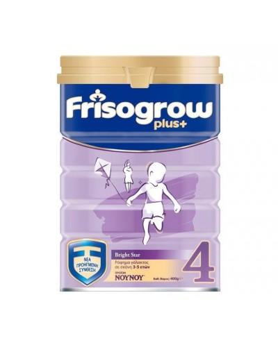 NOYNOY Frisogrow 4 Plus+ Γάλα σε Σκόνη για Παιδιά 3-5 ετών, 800g