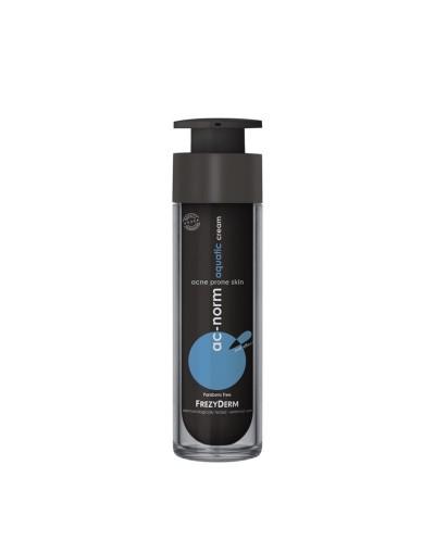 FREZYDERM AcNorm Aquatic Cream Ενυδατική Προσώπου για Λιπαρό Δέρμα με Τάση Ακμής, 50ml