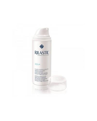 RILASTIL Aqua Normalizing Fluid Κρεμογαλάκτωμα Εξισορρόπησης για Ματ Όψη, 50ml