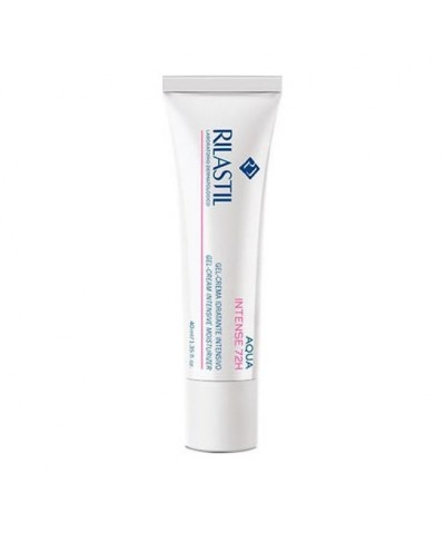 RILASTIL Aqua 72h Intense Gel-Cream Εντατική Eνυδάτωση Προσώπου 72 ωρών, 40ml