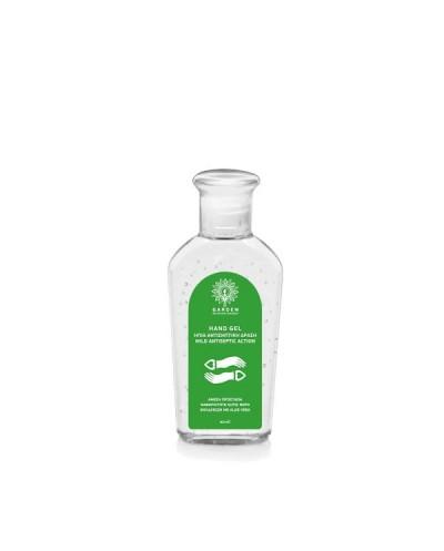 GARDEN OF PANTHENOLS Hand Gel Mild Antiseptic Ήπιο Αντισηπτικό Χεριών 70% Αιθυλική Αλκόολη, 80ml