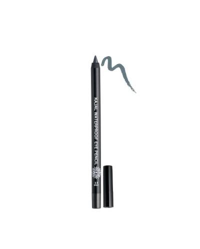 GARDEN OF PANTHENOLS Kajal Waterproof Eye Pencil 13 Gray Γκρι Μολύβι Ματιών, 1.4g