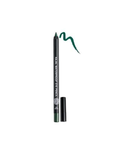 GARDEN OF PANTHENOLS Kajal Waterproof Eye Pencil 15 Green Πράσινο Μολύβι Ματιών, 1.4g