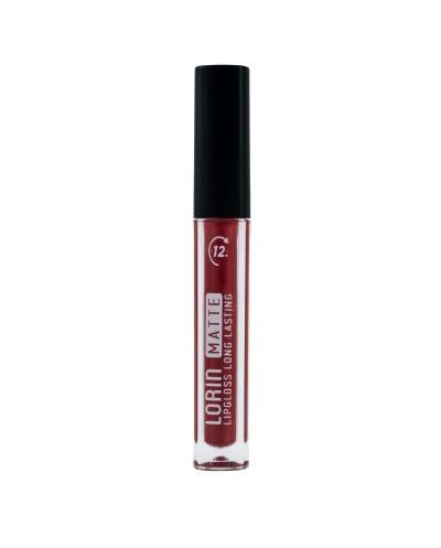 LORIN Matte Long Lasting Lipgloss No.13, 5ml
