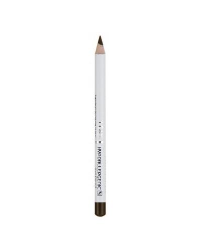 HEAN Hypoallergenic Eye pencil 308: Dark Brown Μολύβι Ματιών Σκούρο Καφέ, 1 τεμάχιο