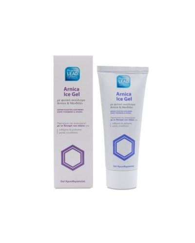 VITORGAN PharmaLead Arnica Ice Gel Κρυοθεραπείας με Μενθόλη, Covafresh & Arnica, 100ml