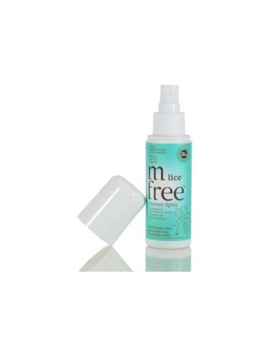 BNeF Benefit M Free Lice Prevent Spray Απώθησης & Πρόληψης των Ψειρών, 100ml