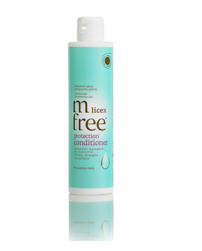 BNeF Benefit M Free Licex Protection Conditioner Μαλακτική Κρέμα Προστασίας, 200ml