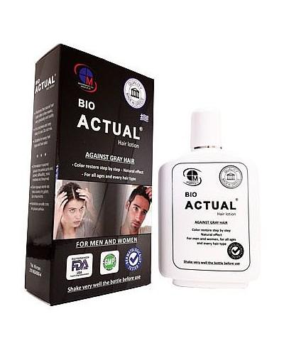MEDICHROM Bio Actual Hair Lotion Λοσιόν Επαναφοράς Φυσικού Χρώματος για Γκρίζα Μαλλιά, 150ml