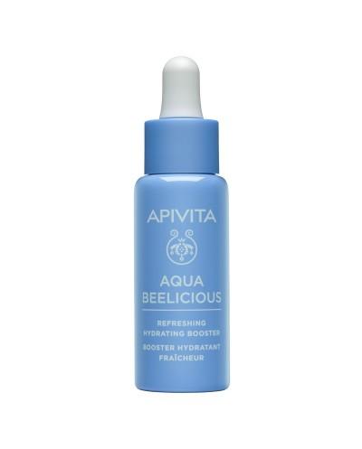 APIVITA Aqua Beelicious Booster Αναζωογόνησης & Ενυδάτωσης με Λουλούδια & Μέλι, 30ml