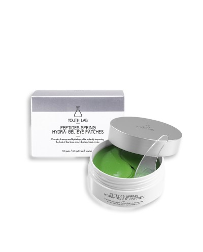 YOUTH LAB Peptides Spring Hydra-Gel Eye Patches Μάσκα Ματιών Υδρογέλης, 30 ζευγάρια / 60 τεμάχια