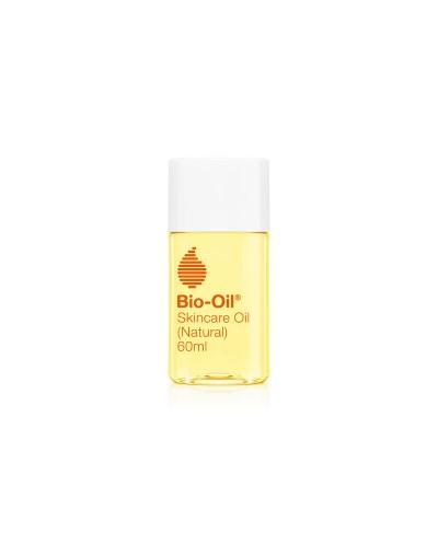 Bio-Oil Skincare Oil Natural Λάδι Επανόρθωσης Ουλών & Ραγάδων, Σημάδια γήρανσης, Φυσικό Προϊόν, 60ml