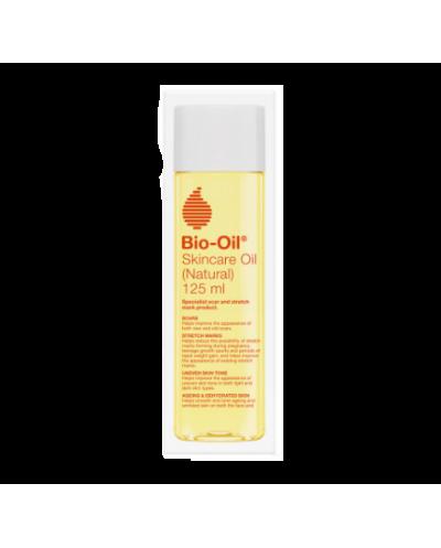 Bio-Oil Skincare Oil Natural Λάδι Επανόρθωσης Ουλών & Ραγάδων, Σημάδια γήρανσης, Φυσικό Προϊόν, 125ml