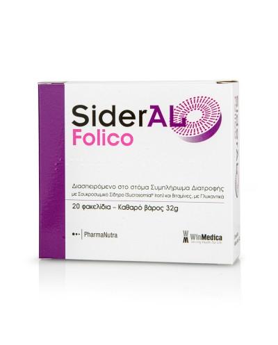 WINMEDICA Sideral Folico...