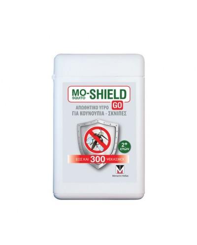 MENARINI Mo-Shield Go Εντομοαπωθητικό Υγρό σε Συσκευασία Τσέπης, 17ml