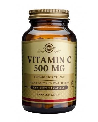 SOLGAR Vitamin C 500mg...