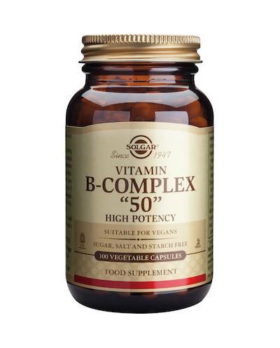 SOLGAR Formula B-Complex 50...