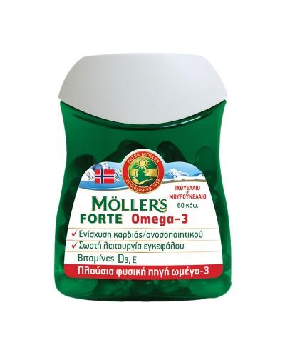 MOLLERS Forte Ωμέγα 3 &...