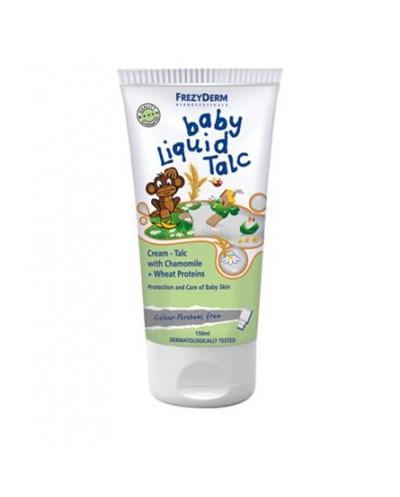 FREZYDERM Baby Liquid Talc Κρέμα Talc για την Αλλαγή Πάνας, 150ml