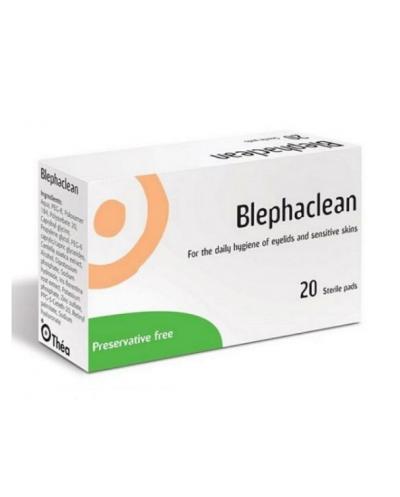 THEA Blephaclean Eye Pads...