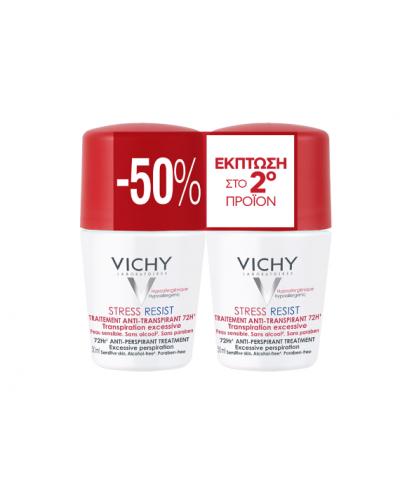 VICHY Deodorant 72h Stress...