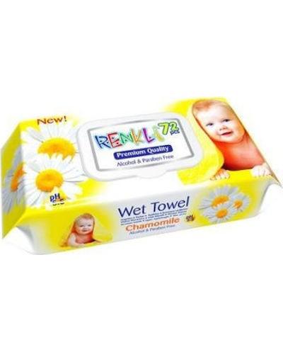 RENKLI Prenium Quality Wet...