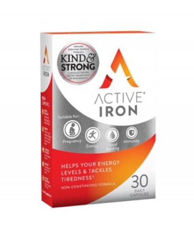 BIONAT Active Iron 25mg...