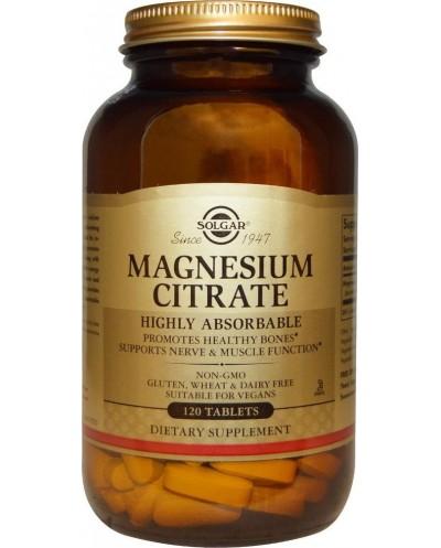SOLGAR Citrate Magnesium...