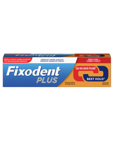 FIXODENT Plus Best Hold...