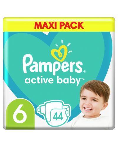PAMPERS Active Baby No.6...