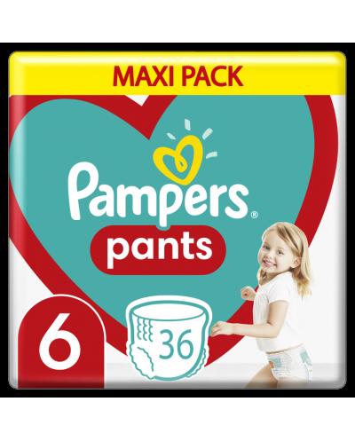 PAMPERS Pants No.6 (15+ kg)...