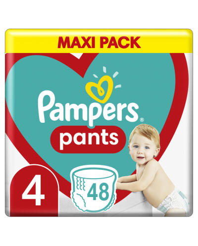 PAMPERS Pants No.4 (9-15...