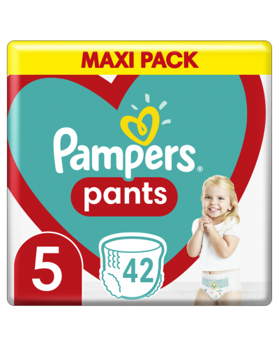 PAMPERS Pants No.5 (12-17...